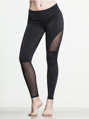 5aacaecfd4691 Mesh Moto Legging | Athleisure in 2019 | Workout attire, Sport ...