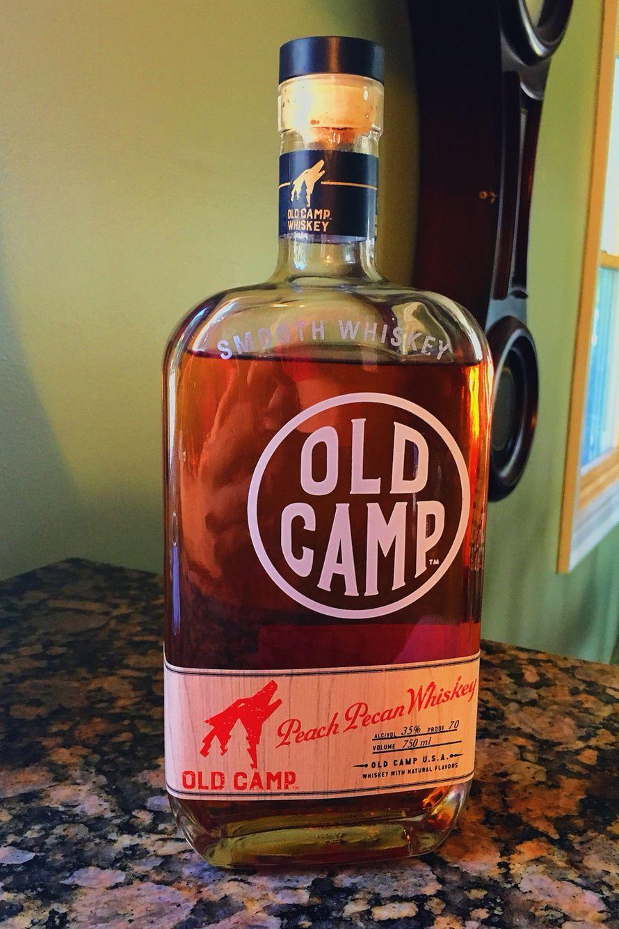 Old Camp Peach Pecan Whiskey Florida Georgia Line Whiskey Alcohol Peach