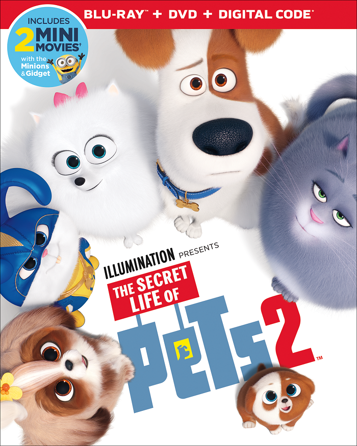 The Secret Life Of Pets 2 Is Now Available On Blu Ray Dvd Digital Secret Life Of Pets Secret Life Pets