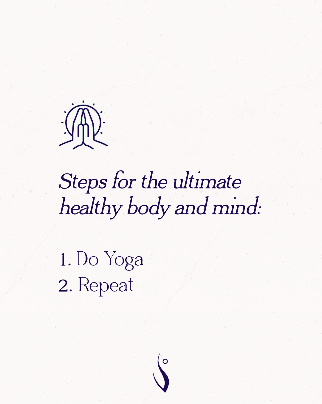 Funny Yoga Quote The Ultimate Healthy Body And Mind Yoga Quotes Funny Yoga Inspiration Quotes Yoga Quotes