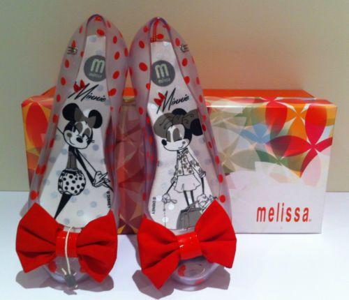 MELISSA Ultragirl Minnie Mouse Disney