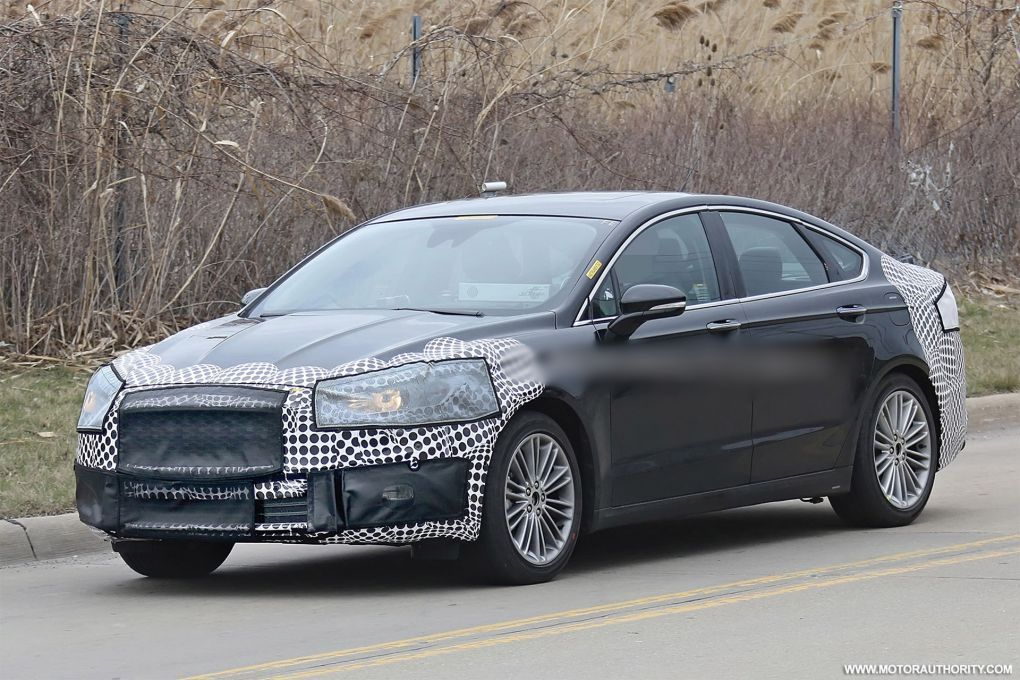 2017 Ford Fusion Price, Changes, Concept, Specs, Engine