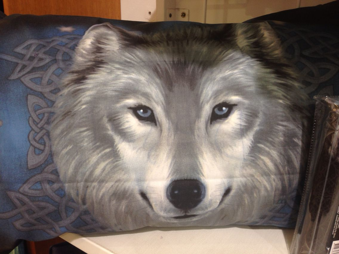 Anne Stokes Collections.  My beach towels and throw rugs..  #anne stokes #baines manchester morley  This is the pillowcase from The latest quilt cover collection the protector