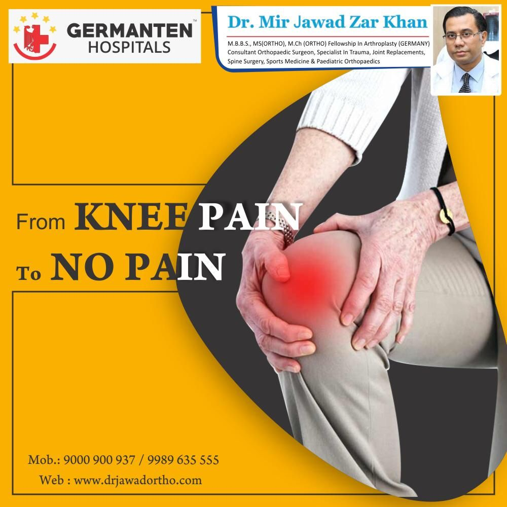 Pin on Best Knee Replacement Surgeon In Hyderabad