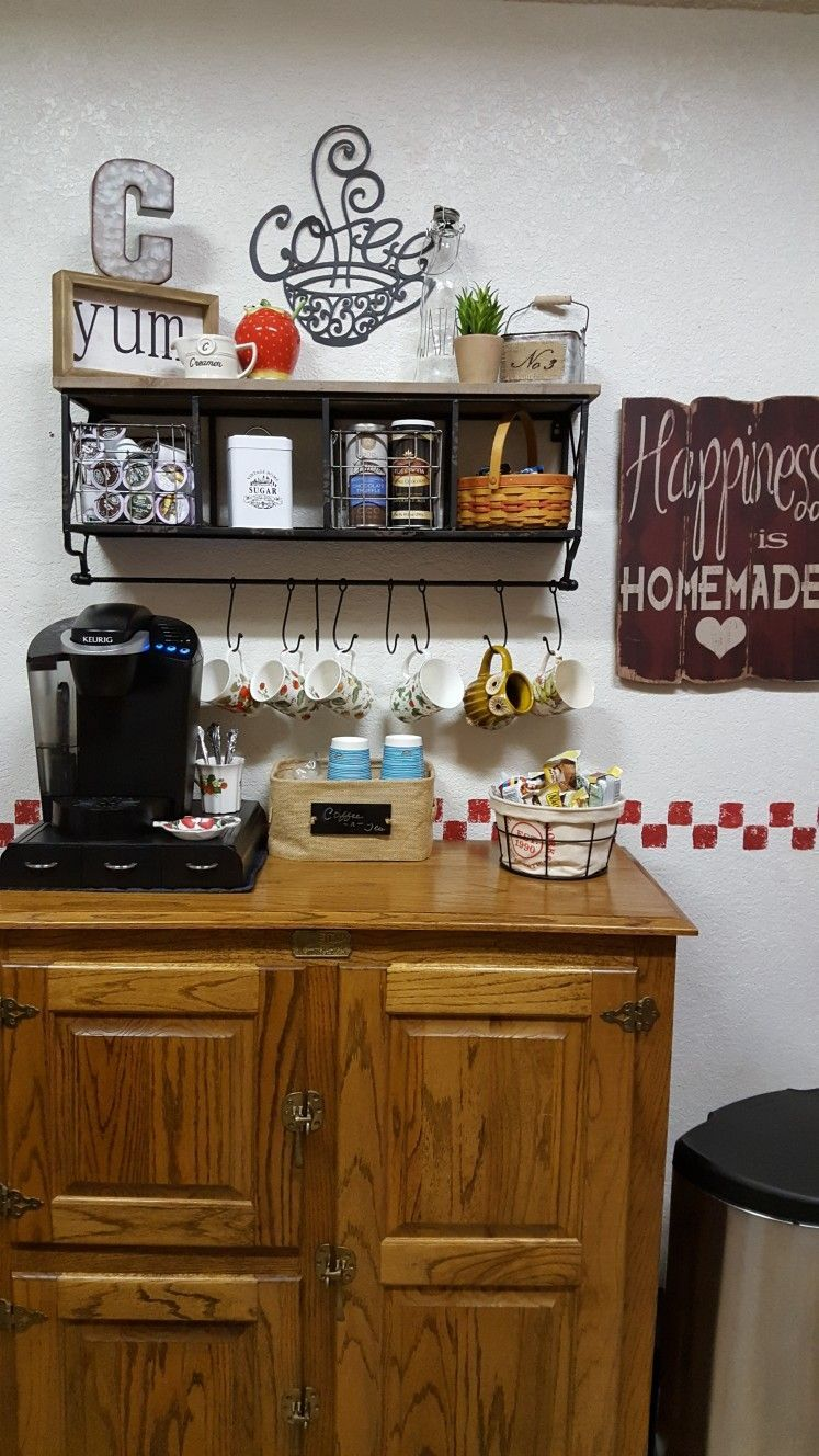 20 Diy Coffee Station Ideas For Your Mood Buzz How To Make Your Own