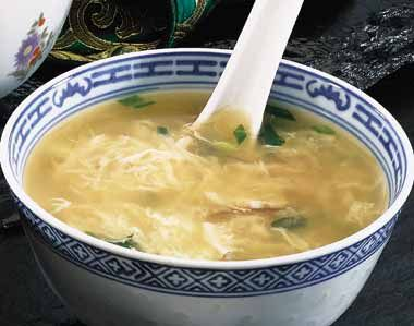 Egg Flower Soup | Free recipes | Company's Coming | Food porn ...
