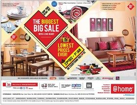The Biggest Big Sale Lowest Prices Ever On Home Furniture