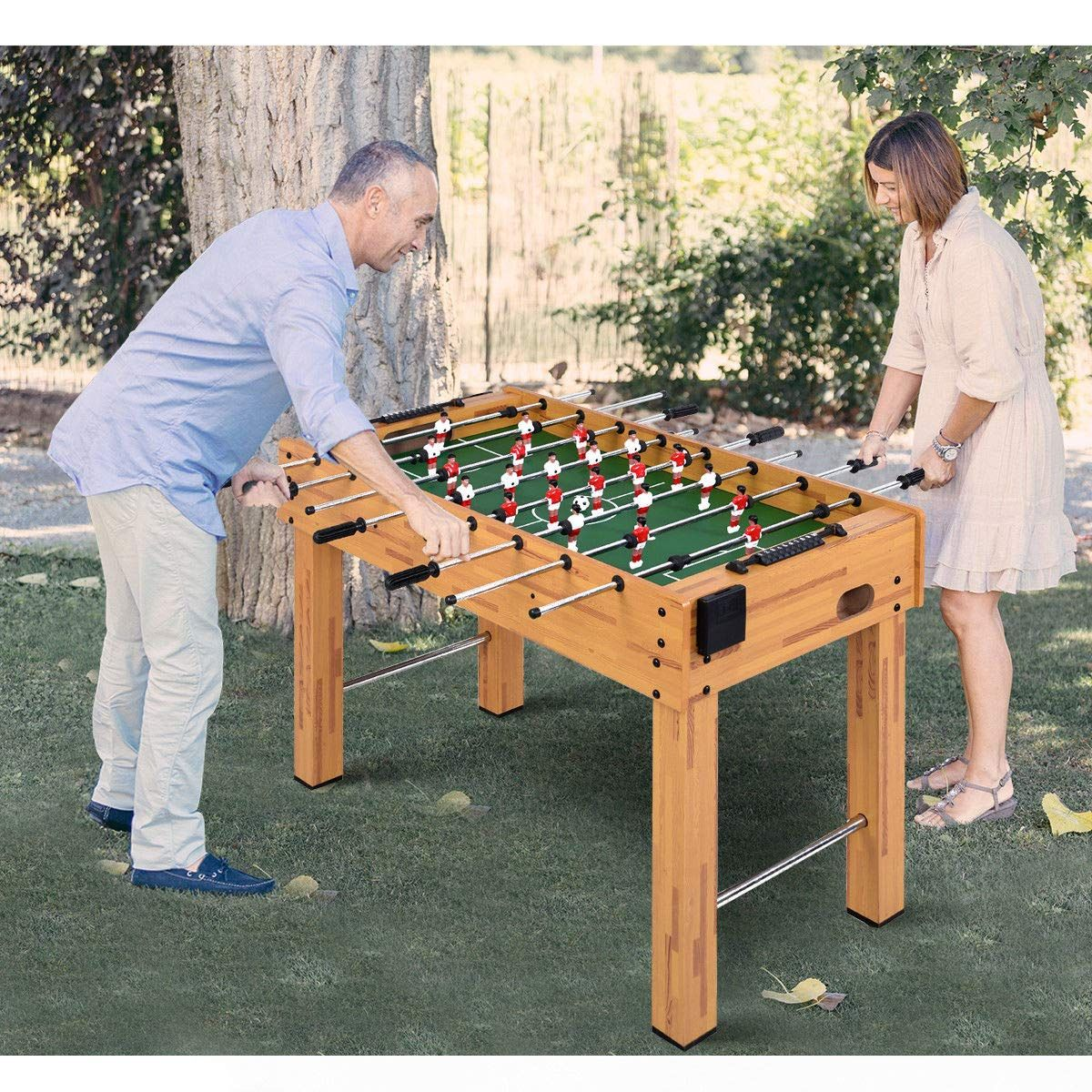 Do You Want To Enjoy The Fun Of Table Football This Is An Indoor