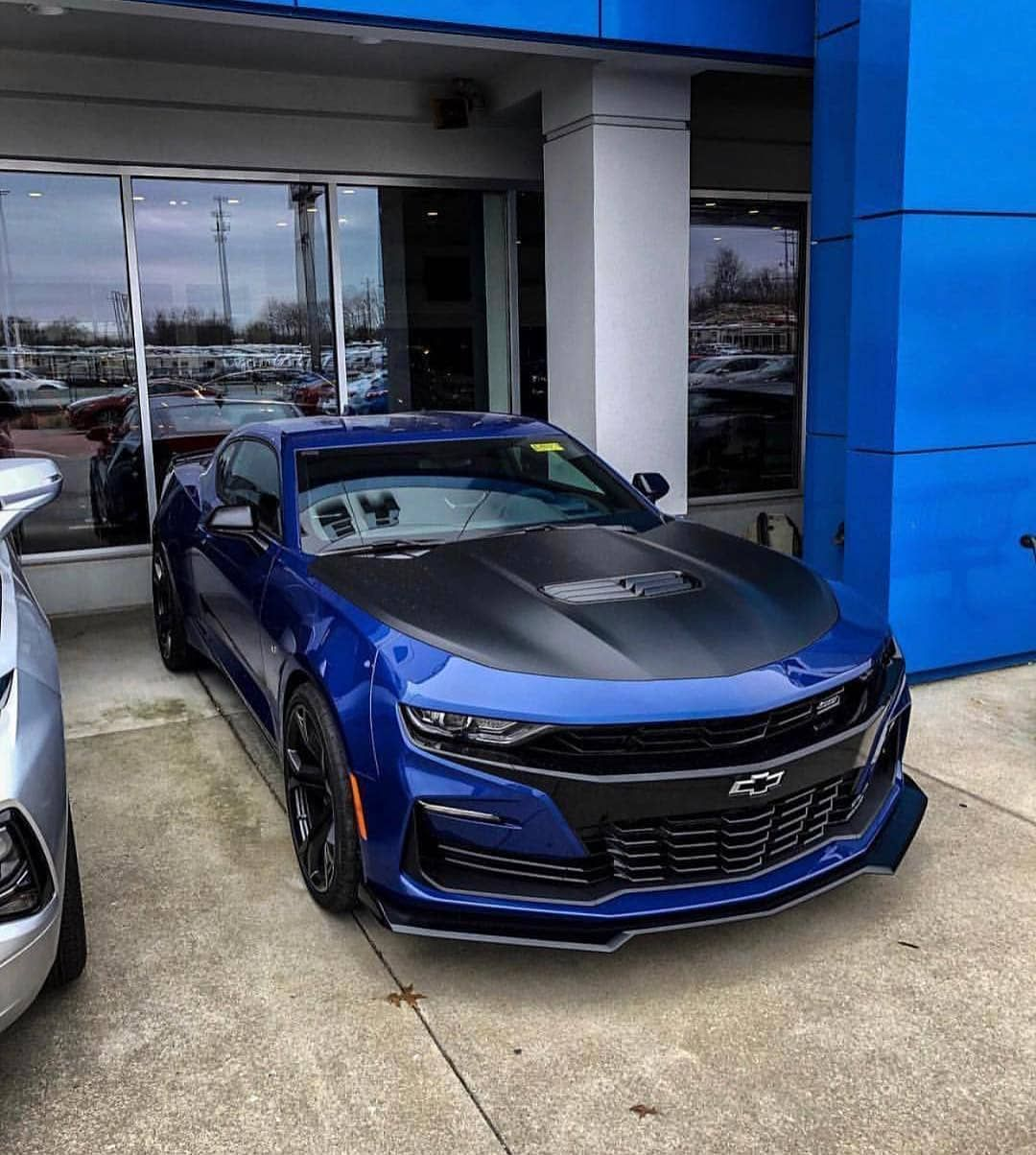 2019 Chevy Camero 1lt V8 Super Charged Parker S True Life Dream