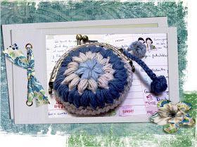 Monedero a ganchillo / Crochet purse