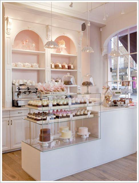 Dream Job Cute Bakery Cake Shop Cupcake Shops