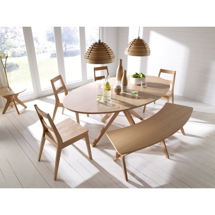 Warburton Dining Table Oak Dining Sets Dining Table With Bench