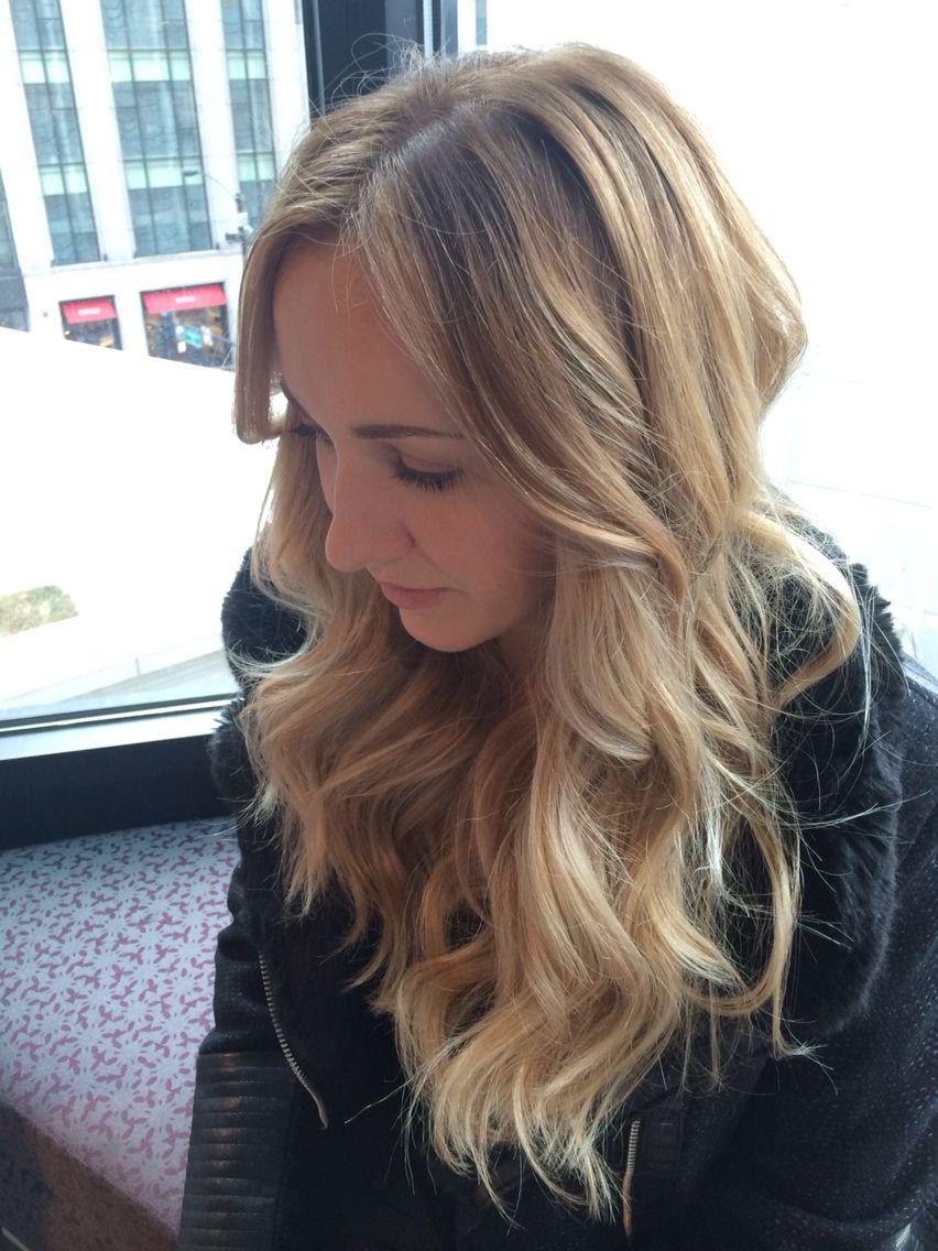 Hannah Nancy Angelair Salon in Chicago....love my hair