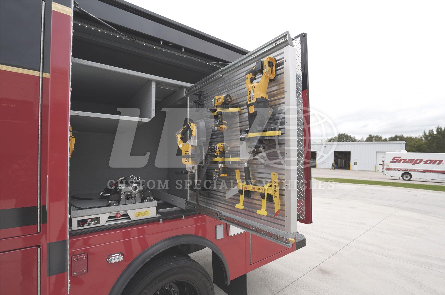 Arlington Heights Fire Department Equipment Vehicles Fire Department Vehicles Emergency Lighting