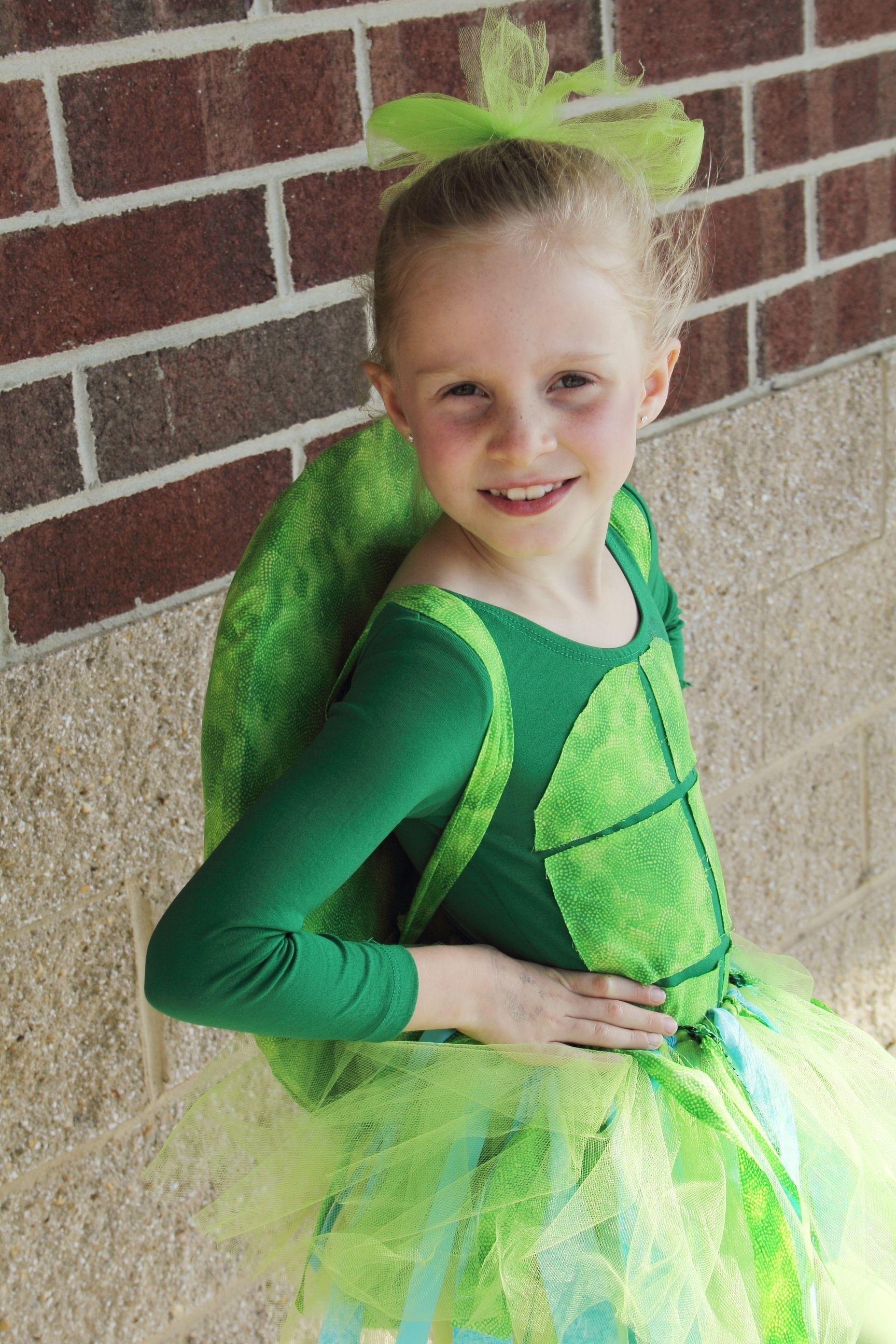 Childs Turtle Costume