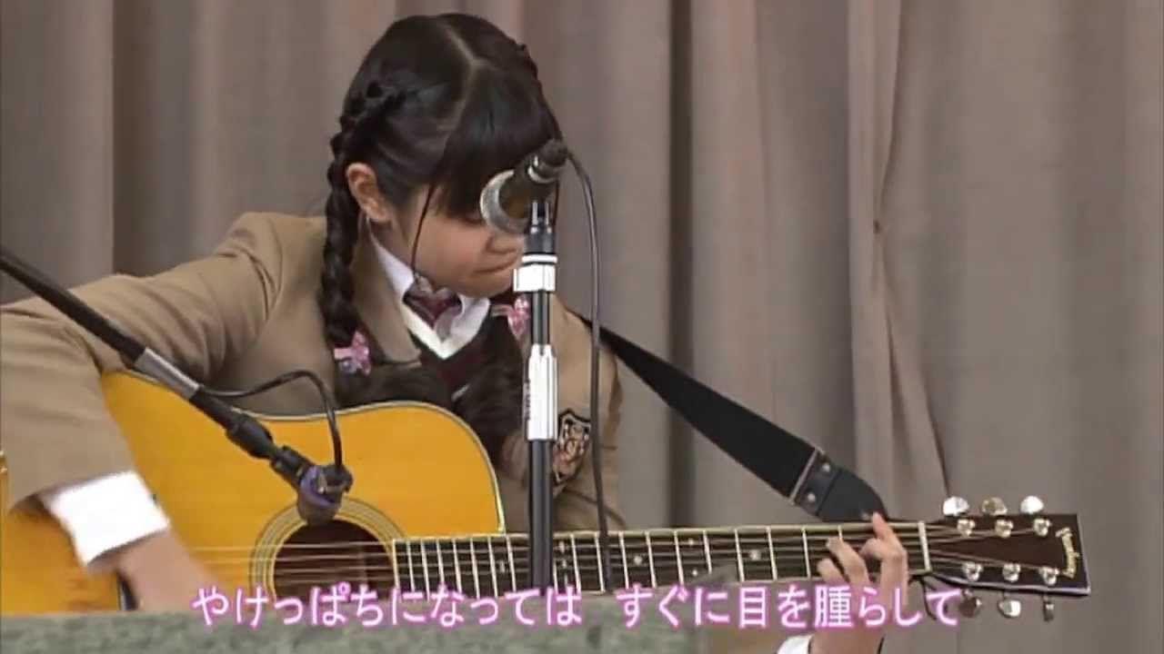 Sakura Gakuin さくら学院中等部3年 FRIENDS Unplugged 2013
