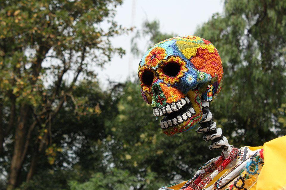 Museo Dolores Olmedo Xochimilco MX - Dia de los Muertos 2012