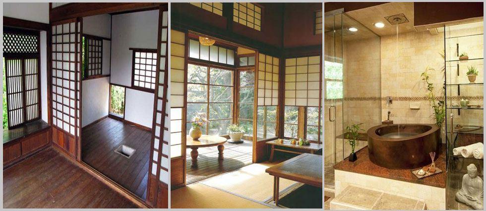 estilo japones en decoraci n lacasadepinturas On decoracion casa estilo japones