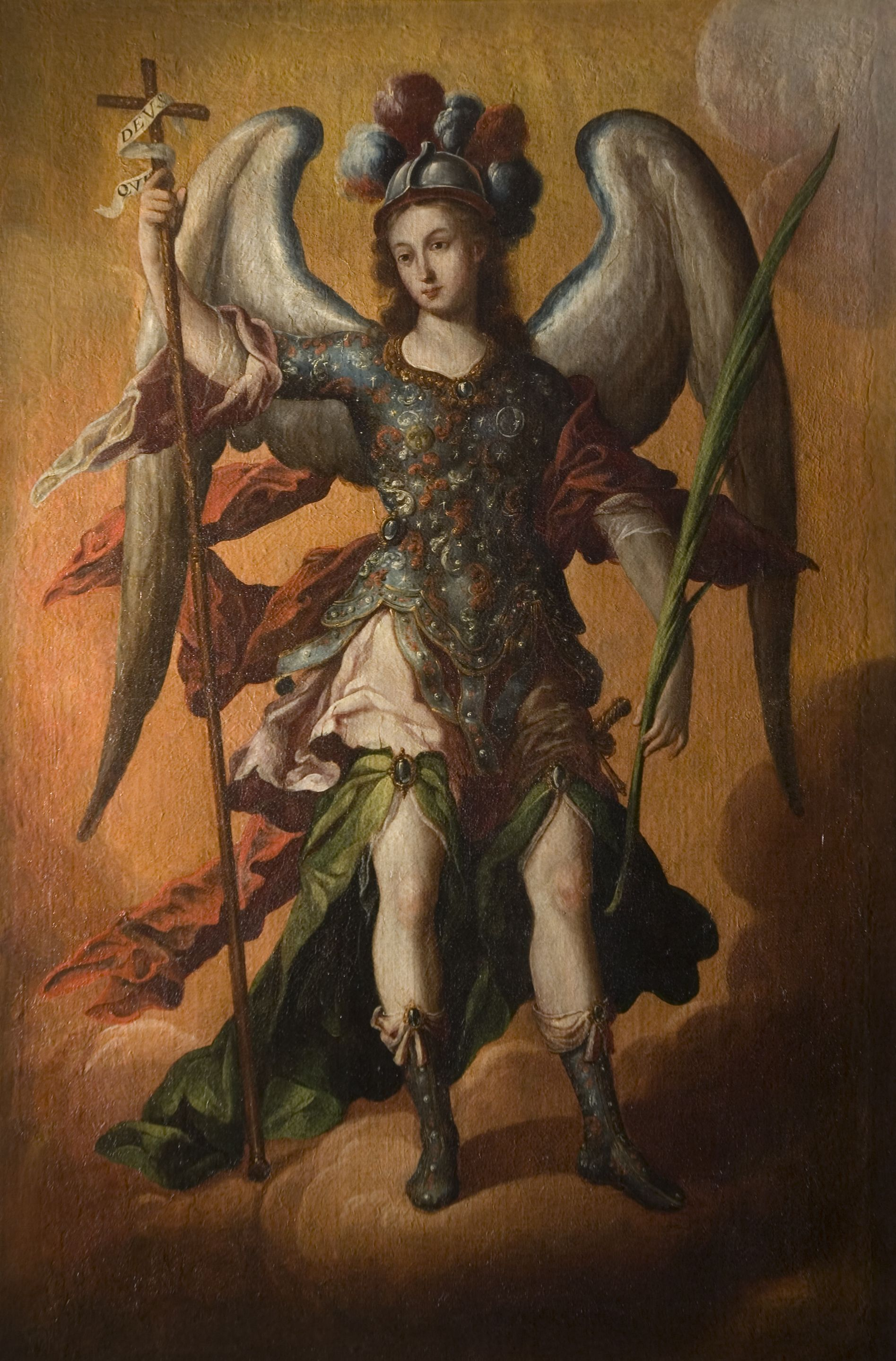 st micheal the archangel Visiting from out of town you can easily find saint michael the archangel catholic church, conveniently located near the belden village area.