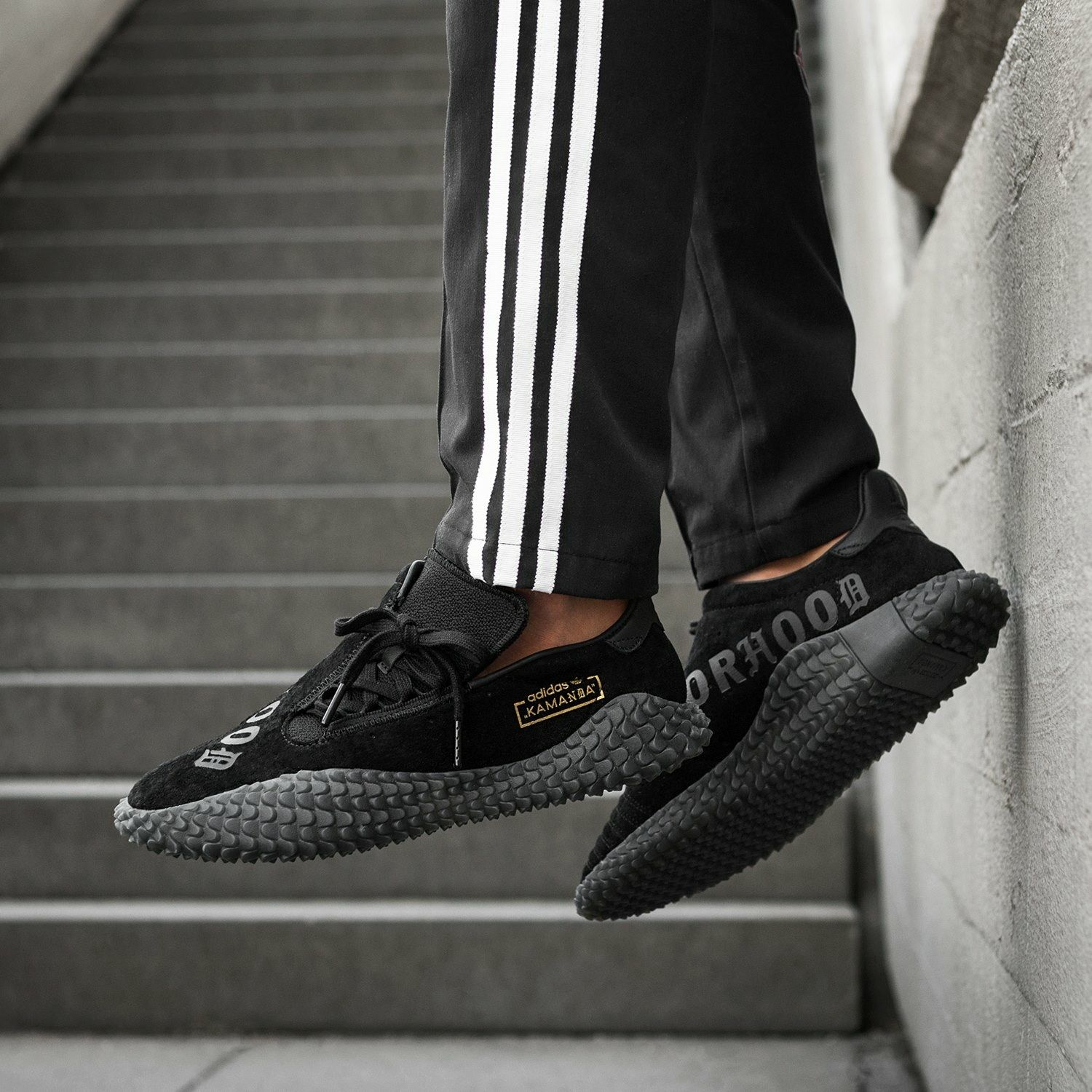 hot sale online b4d02 3fad2 NEIGHBORHOOD x adidas Originals Kamanda
