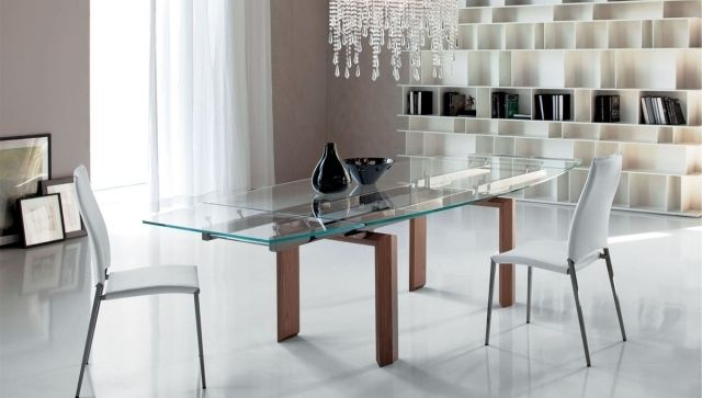 Table Salle A Manger Extensible Et Design En 35 Images Table