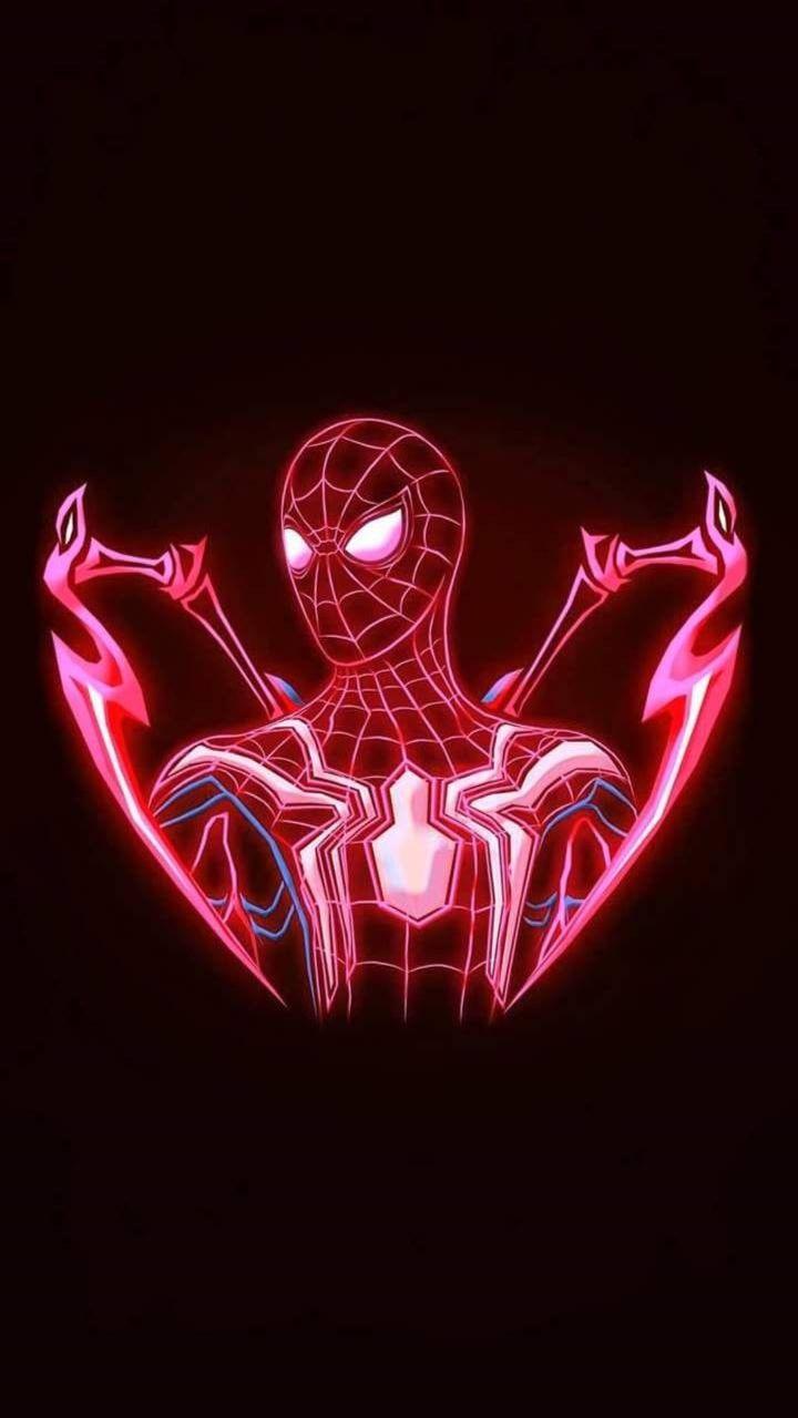Iron Spider Far From Home Iphone Wallpaper Iphone Wallpapers Marvel Spiderman Amazing Spiderman Avengers Wallpaper
