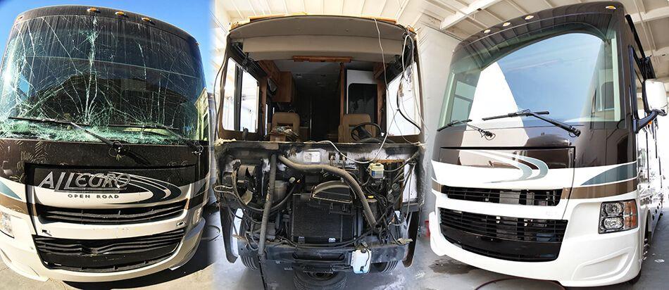Fifth wheel repair shop orange county california ocrv