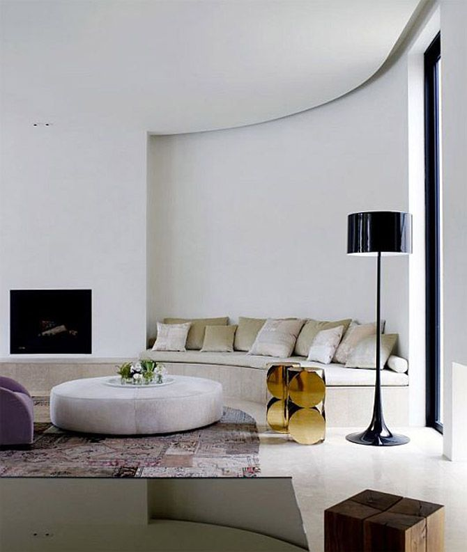 modern interior house design. Best Principles  21 Modern Minimalist Interior Design For Stunning Home Interior And Curved Walls