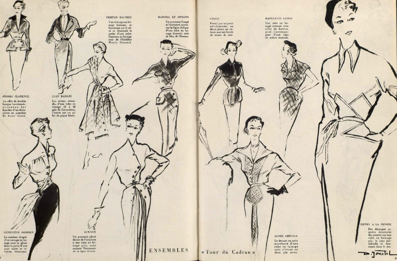AUSTRALIAN Vintage Advertising BALMORAL LINGERIE AD FASHION 1950\'s ...
