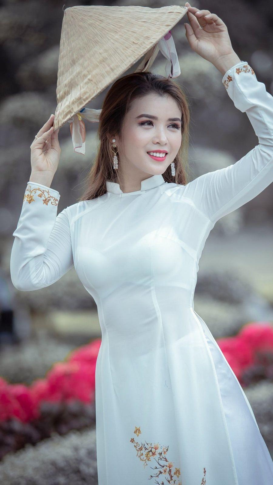 Pin On Vietnam Dress