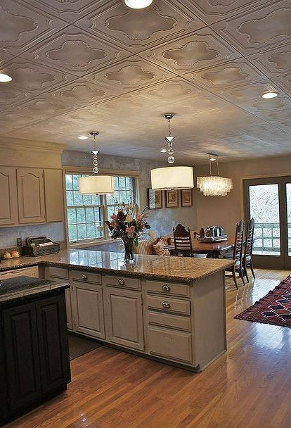 The Low Budget Way to Makeover a Popcorn Ceiling | Ceilings, Ceiling ...