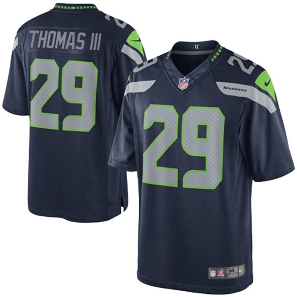 Earl Thomas III Seattle Seahawks Nike Team Color Limited Jersey - College  Navy b9c83a8de1577
