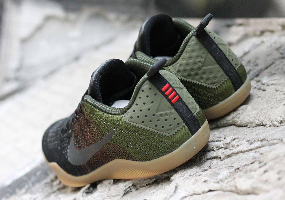 on sale dd3e6 1e5c1 Nike Kobe 11 Elite 4KB 824463-063  SneakerNews.com