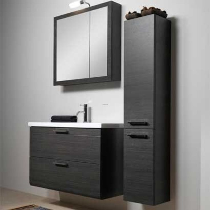 Small Modern Bathroom Vanities Bathroom Pinterest Bathroom Interesting Small Modern Bathroom Vanities
