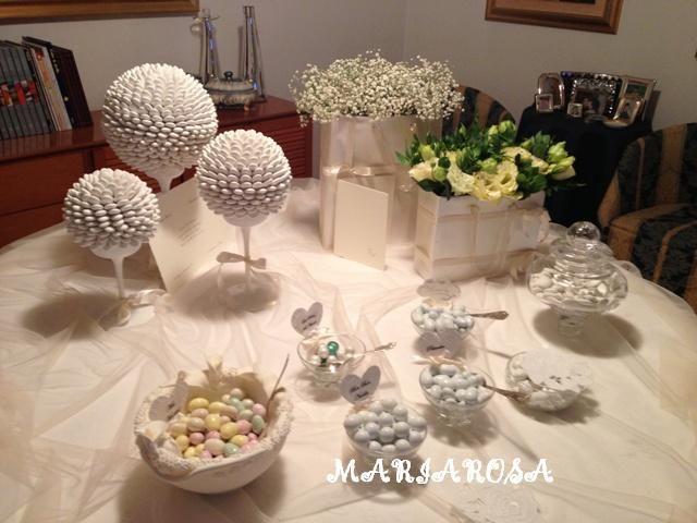 Confettata Matrimonio Natalizio : Dolci follie e poesie confettata matrimonio
