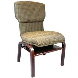 Advantage Custom Church Chairs With Solid Wood Frame Wpcht 200