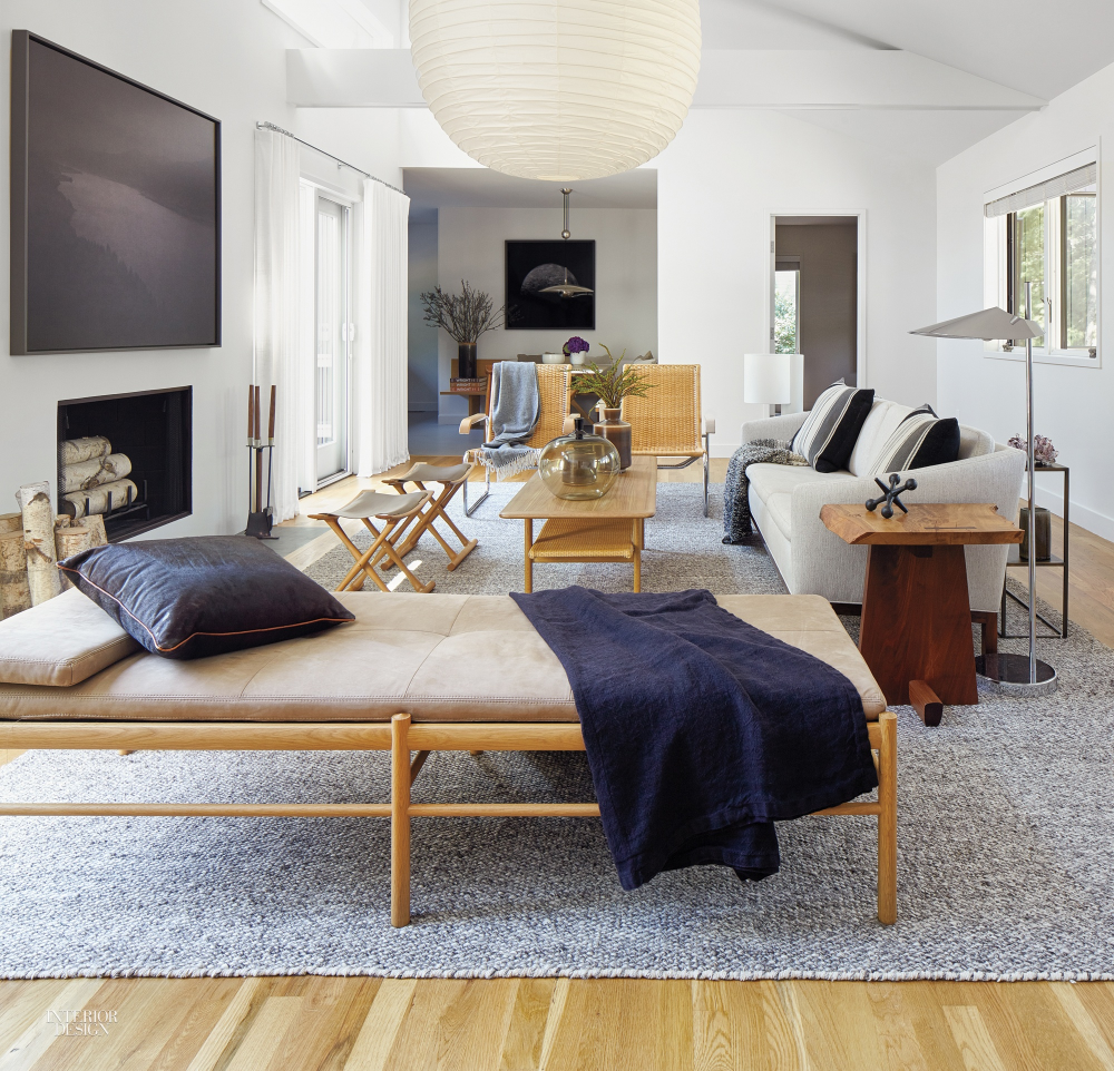 S. Russell Groves Renovates 1970's Hamptons Ranch