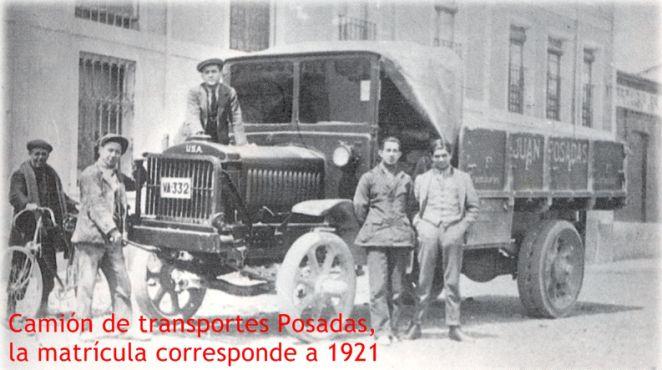 Camion Posadas