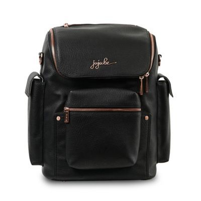 602a56e4895d Ju-Ju-Be Ever Collection Forever Backpack Style Diaper Bag In Noir Black