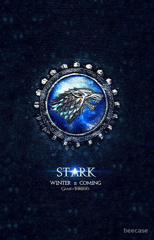 iPhone case - Stark ( Game Of Thrones ) - Apple iPhone case