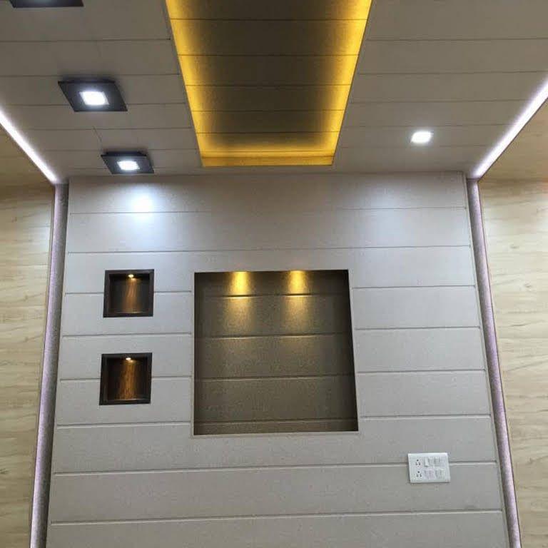 lisplang kanopi baja ringan pin by mantri interior ambajogai on pvc ceiling and wall panels