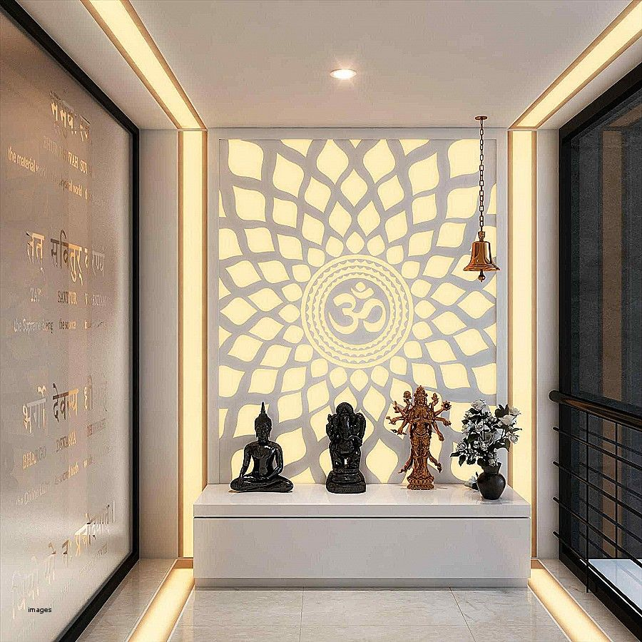 30 Best Temple-Mandir Design Ideas in Contemporary House ...