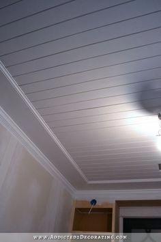 Photo of So installieren Sie eine Holzdielendecke