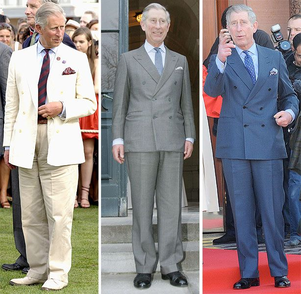 Prince Charles: Style Icon, No Matter Which Side of the Pond ...
