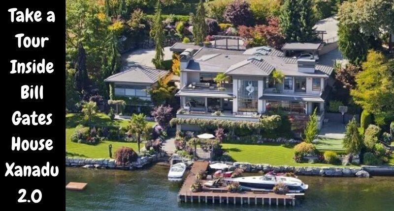 Take A Tour Inside Bill Gates House Xanadu 2 0 Price Features Interior Celebrity Houses Bill Gates S House Expensive Houses