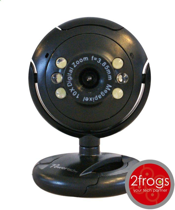 WEB CAMERA Power Tech 67, 1.3MP shop.2frogs.gr