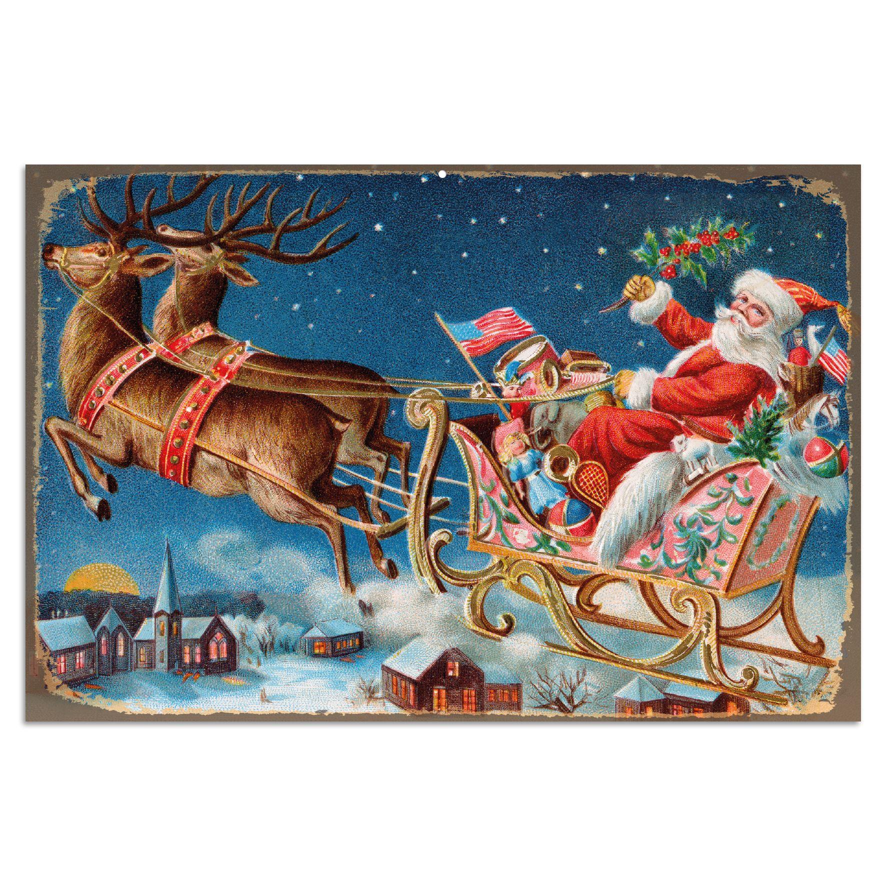 Hüllen Sie Ihre Wohnung Jetzt In Ein Weihnachtliches Gewand Und Dekorieren Sie  Ihr Zuhause Mit Den