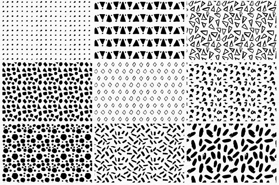 Patterns Textures Kit Vector Pattern Textures Patterns Pattern