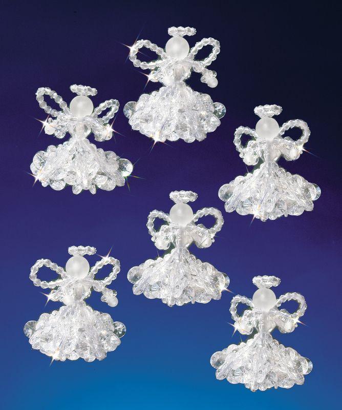 Wonderful Diy Ribbon Beads Christmas Tree: Ribbon Christmas Ornaments To Make