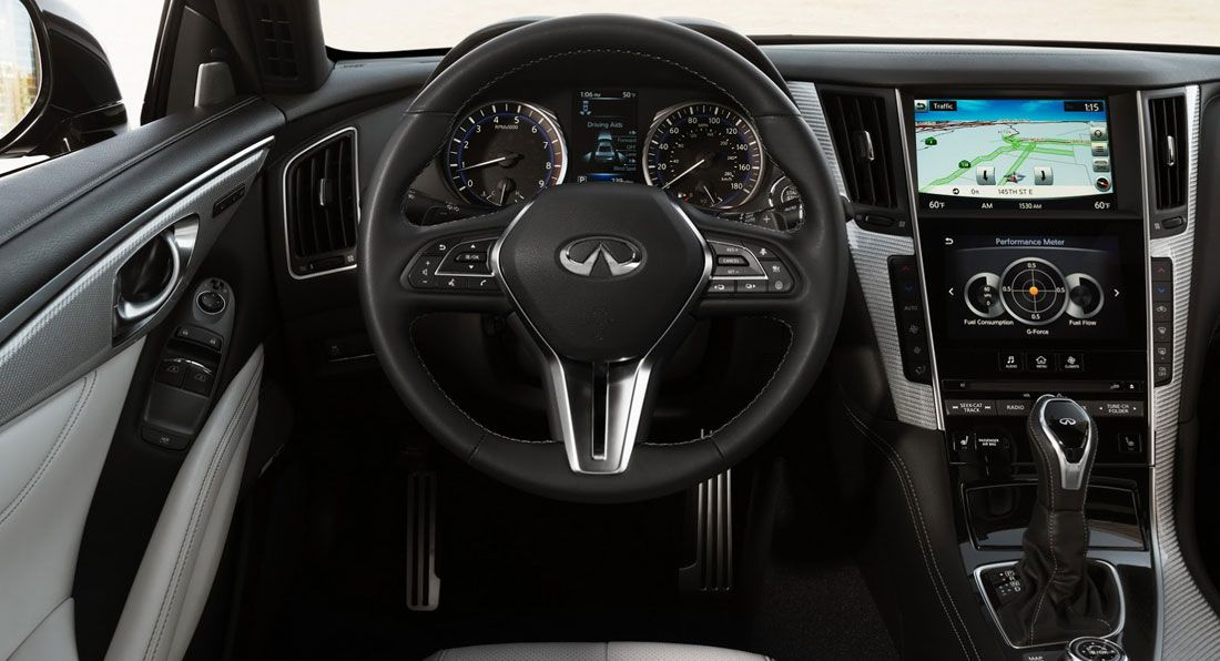 Infiniti Designing New Infotainment For 2021, Apple